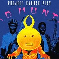 Project Karnak Play Head Hunters at Jazz Cafe on Saturday 3rd February 2018