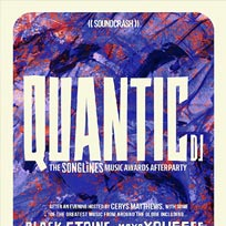 Quantic at Electric Brixton on Sunday 21st October 2018