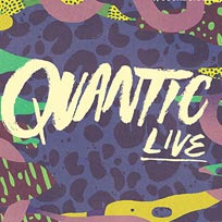 Quantic Live at Electric Ballroom on Friday 13th July 2018