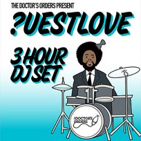Questlove at Jazz Cafe on Thursday 12th July 2018