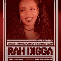 Rah Digga at Chip Shop BXTN on Thursday 28th February 2019