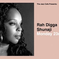 Rah Digga at Jazz Cafe on Monday 23rd September 2019