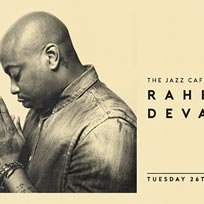 Raheem DeVaughn at Jazz Cafe on Tuesday 26th June 2018