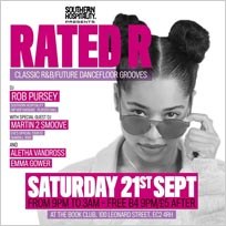 Rated R at Book Club on Saturday 21st September 2019