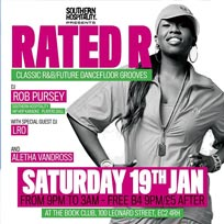 Rated R at Book Club on Saturday 19th January 2019