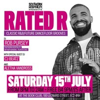 Rated R at Book Club on Saturday 15th July 2017