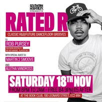 Rated R at Book Club on Saturday 18th November 2017