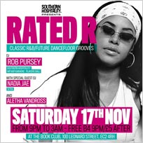 Rated R at Book Club on Saturday 17th November 2018