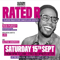 Rated R at Book Club on Saturday 15th September 2018