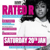 Rated R at Book Club on Saturday 20th January 2018
