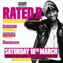 Rated R at Book Club on Saturday 18th March 2017