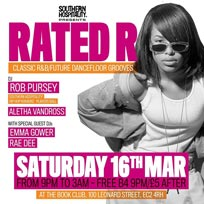 Rated R at Book Club on Saturday 16th March 2019