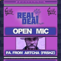 Real Deal at Chip Shop BXTN on Thursday 27th June 2019