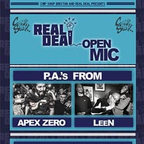 Real Deal at Chip Shop BXTN on Thursday 25th July 2019