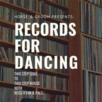 Records For Dancing at Horse & Groom on Friday 5th April 2019