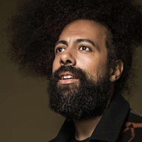 Reggie Watts at EartH on Saturday 15th June 2019