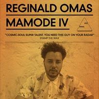 Reginald Omas Mamode IV at Echoes on Saturday 22nd October 2016