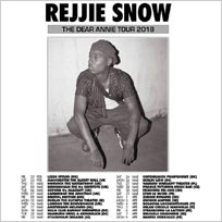 Rejjie Snow at The Roundhouse on Wednesday 14th March 2018