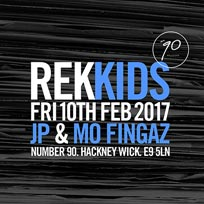 RekKIDS at Number 90 on Friday 10th February 2017