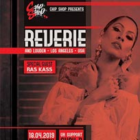 Reverie at Chip Shop BXTN on Thursday 18th April 2019