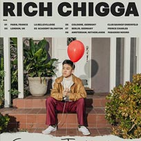 Rich Chigga at Islington Academy on Sunday 4th March 2018