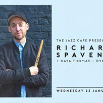 Richard Spaven at Jazz Cafe on Wednesday 23rd January 2019