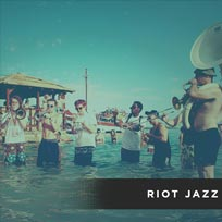 Riot Jazz Brass Band at Brixton Jamm on Saturday 30th July 2016