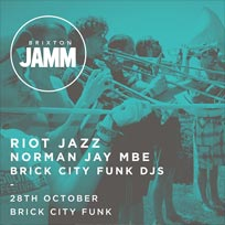 Riot Jazz Brass Band at Brixton Jamm on Saturday 28th October 2017