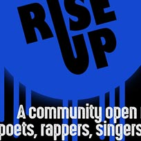 Rise up at Drink, Shop & Do on Wednesday 29th May 2019