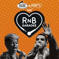 RnB Karaoke at Brixton Jamm on Wednesday 10th January 2018