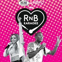 RnB Karaoke at Brixton Jamm on Friday 9th March 2018
