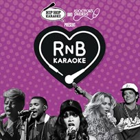 RnB Karaoke at Brixton Jamm on Wednesday 8th November 2017