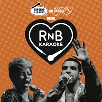 RnB Karaoke at Brixton Jamm on Friday 9th February 2018