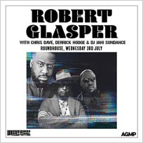 Robert Glasper at The Roundhouse on Wednesday 3rd July 2019