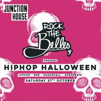 Hip Hop Halloween at Junction House on Saturday 27th October 2018