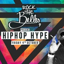 Rock The Belles x Hiphop Hype Hoxton at Colours Hoxton on Friday 4th October 2019