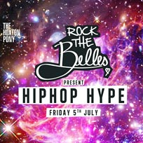 Rock The Belles x Hiphop Hype Hoxton at The Hoxton Pony on Friday 5th July 2019