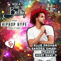 Rock The Belles x Hiphop Hype Hoxton at The Hoxton Pony on Friday 5th April 2019