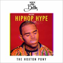 Rock The Belles x Hiphop Hype at The Hoxton Pony on Friday 1st June 2018