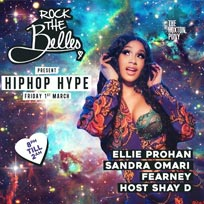 Rock The Belles x Hiphop Hype Hoxton at The Hoxton Pony on Friday 1st March 2019
