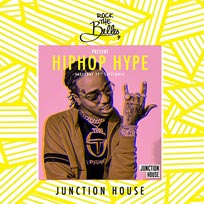 Hip Hop Hype at Junction House on Saturday 29th September 2018