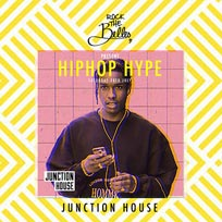 Rock The Belles x Hiphop Hype at Junction House on Saturday 28th July 2018