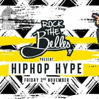 Rock The Belles x Hiphop Hype at The Hoxton Pony on Friday 2nd November 2018