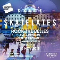 Rock the Belles at Somerset House on Friday 16th November 2018