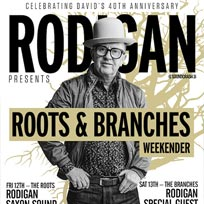 David Rodigan at Village Underground on Friday 12th October 2018