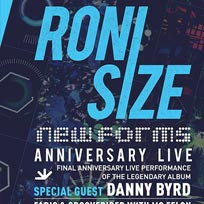 Roni Size at Electric Brixton on Friday 23rd November 2018