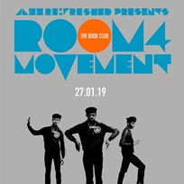 Room4Movement at Book Club on Sunday 27th January 2019