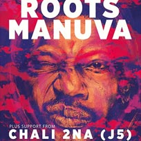 Roots Manuva at The Troxy on Friday 27th October 2017