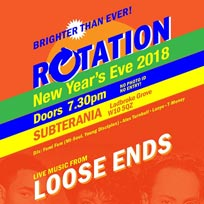 Loose Ends at Subterania on Monday 31st December 2018