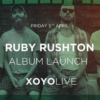 Ruby Rushton at XOYO on Friday 5th April 2019
